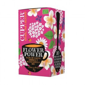 INFUSION FLOWER POWER CUPPER