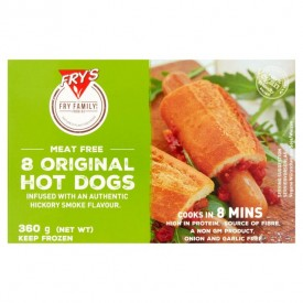 HOT DOGS FRY´S FAMILY FOODS...